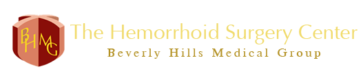 Hemorrhoid Surgery Logo
